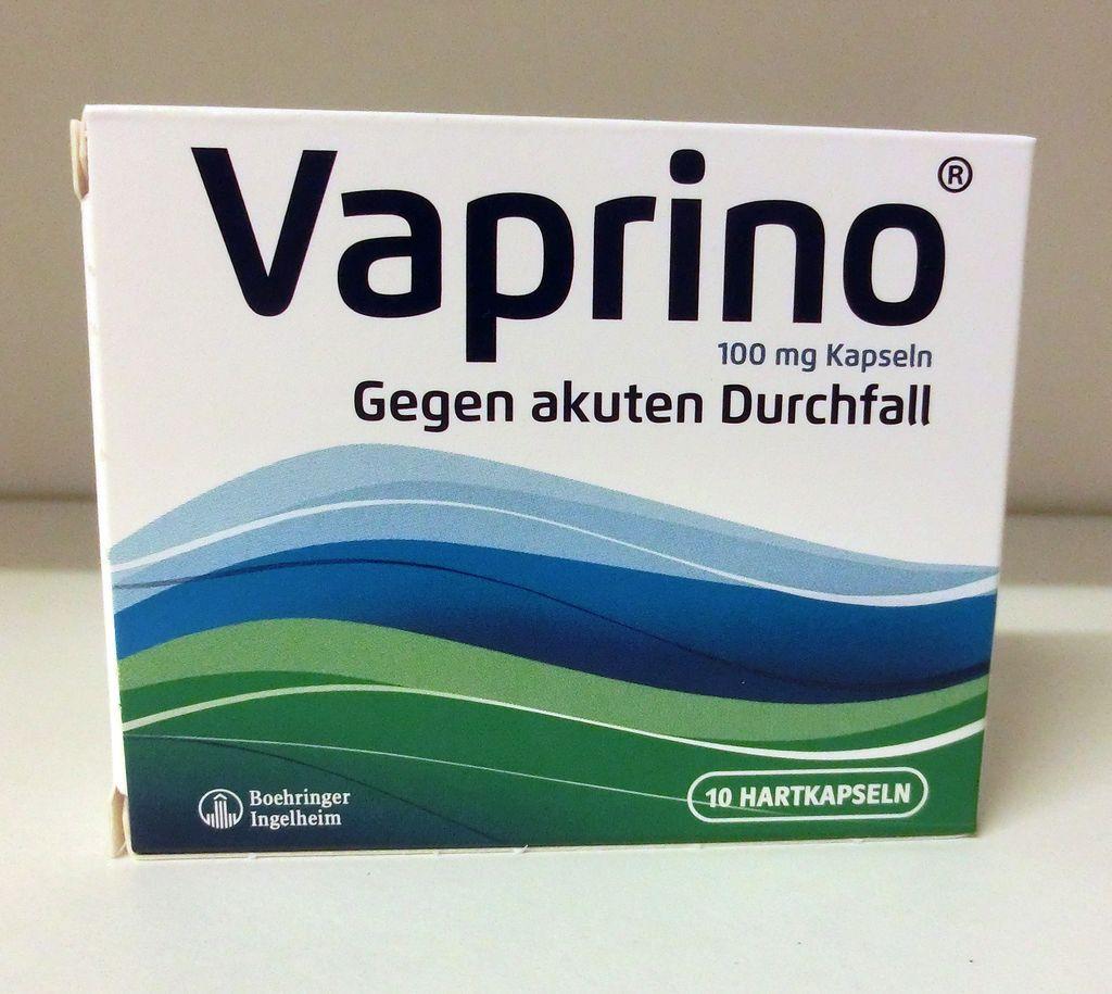 Gegen akuten Durchfall: Vaprino