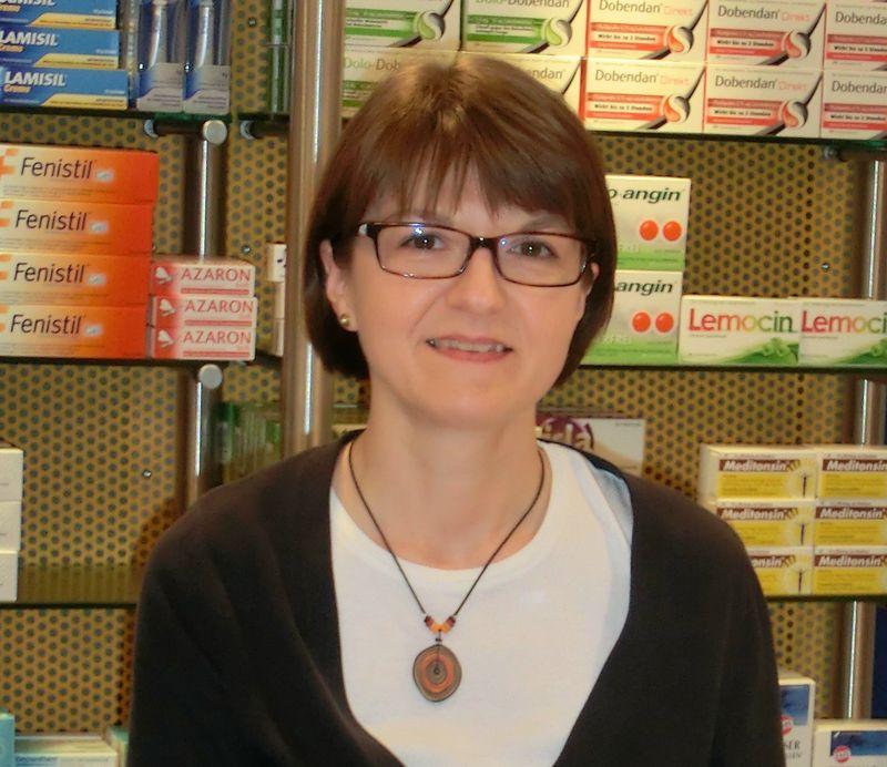 Ulrike Kuhn, Apothekerin - Pharao Apotheke