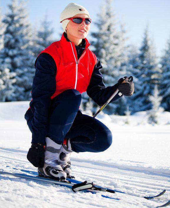 sonnenschutz beim Skifahren