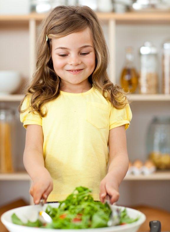 Foto Experten halten vegane Ernährung ungesund für Kinder