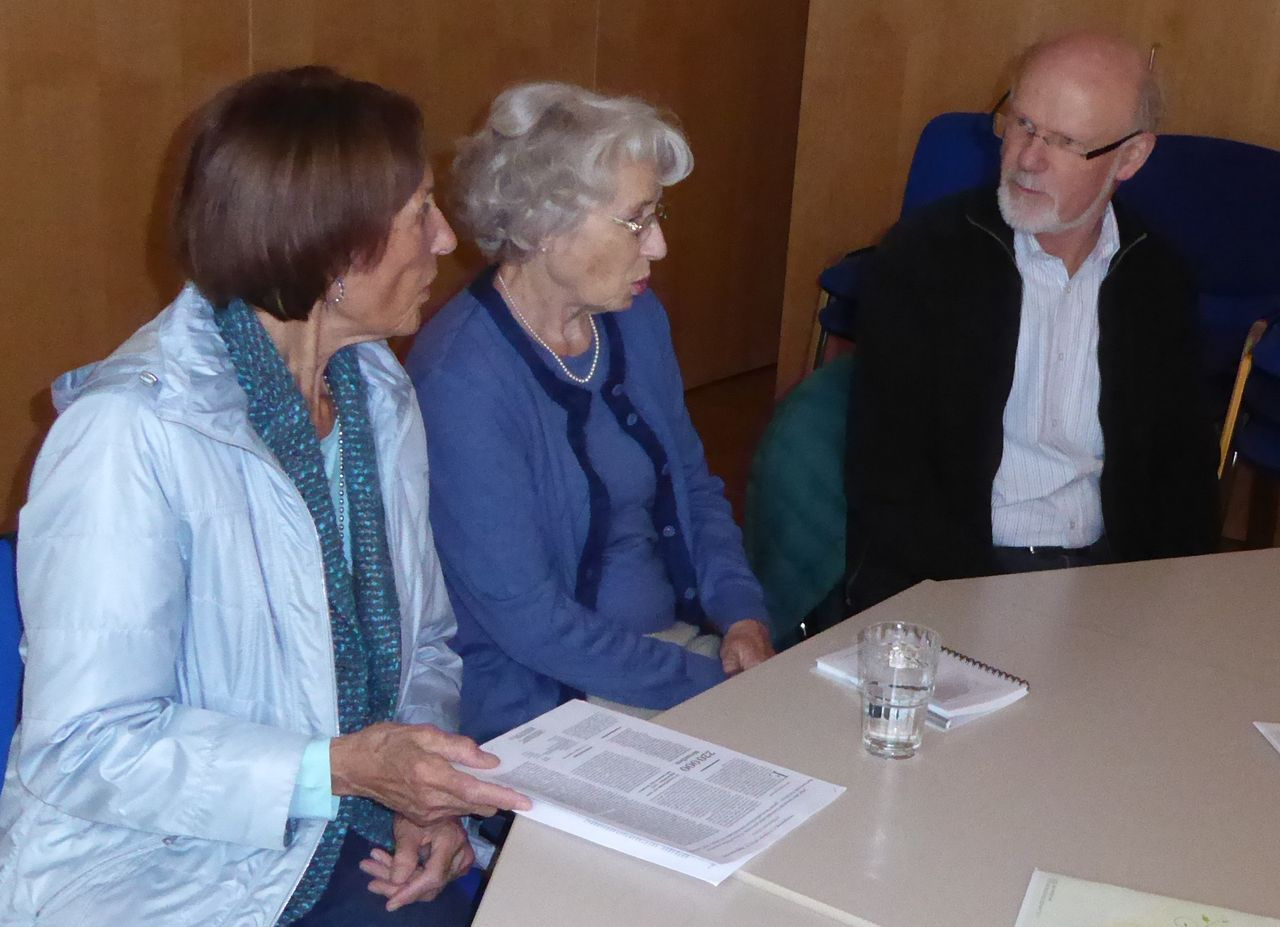 Selbsthilfegruppe Blasenkrebs in München