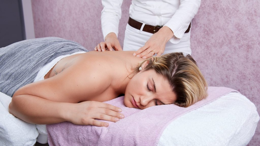Pharao Kosmetik Massage
