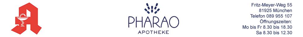 Pharao Apotheke-Logo